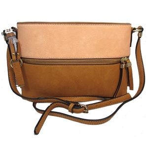 Simply Noelle Parade Vegan Faux Leather Crossbody